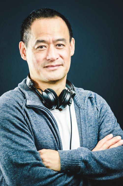 DJ Fong Kao Portrait