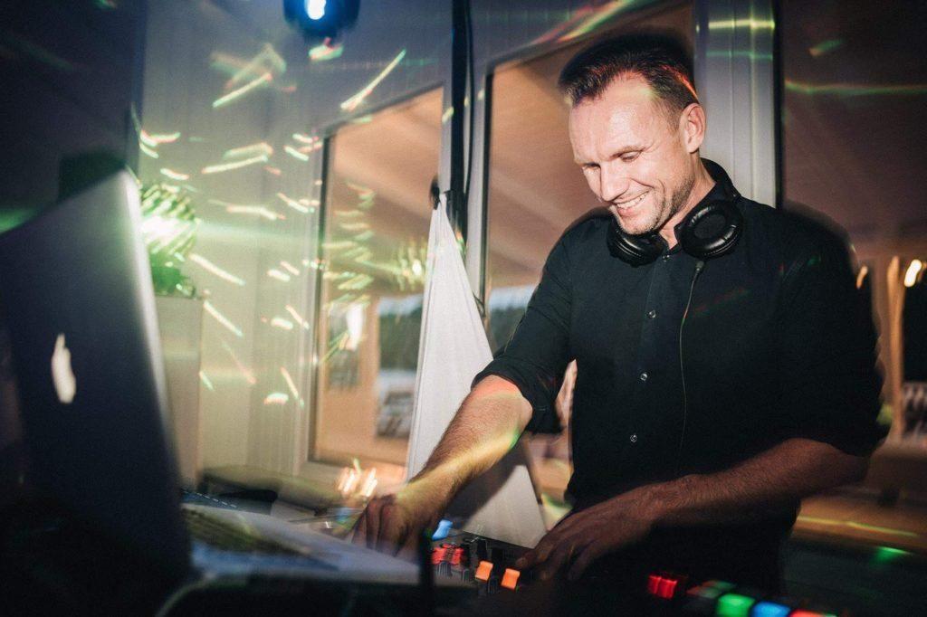DJ Oliver Knist Hochzeit