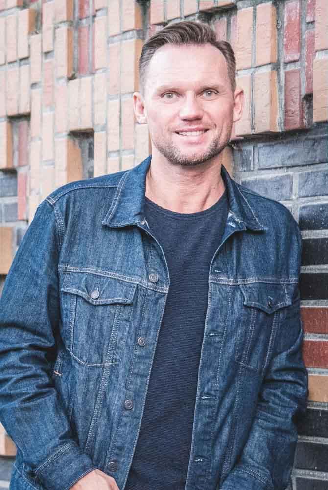 DJ Oliver Knist hamburg Porträt