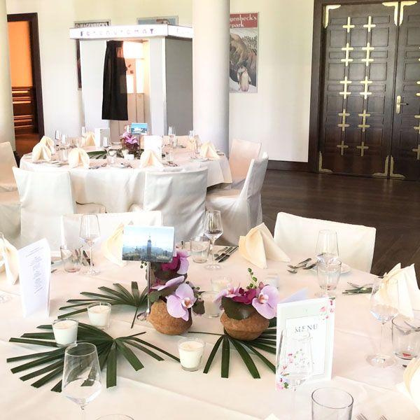 Hochzeit Location Empfehlung Lindner Park Hotel Hagenbeck Saal