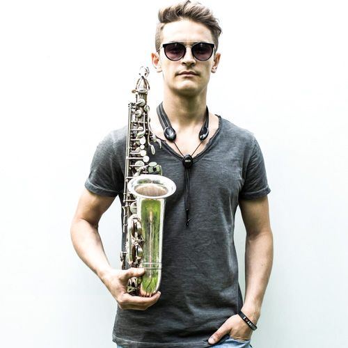 Saxophonist Kamil Husyainov