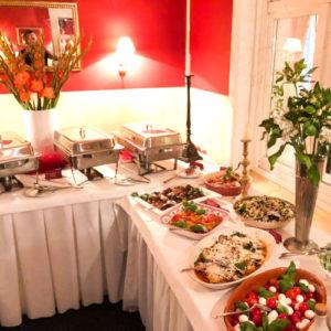 Location Empfehlung Restaurant Alsterpark Hamburg Hochzeit Buffet