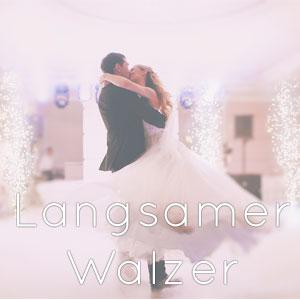 Playlist Langsame Walzer für euren Hochzeitstanz